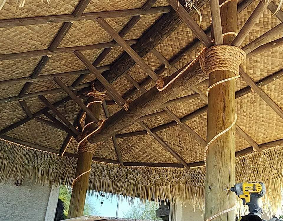 Affordable Palapa Structures Tiki Shacks And Bars Thatch